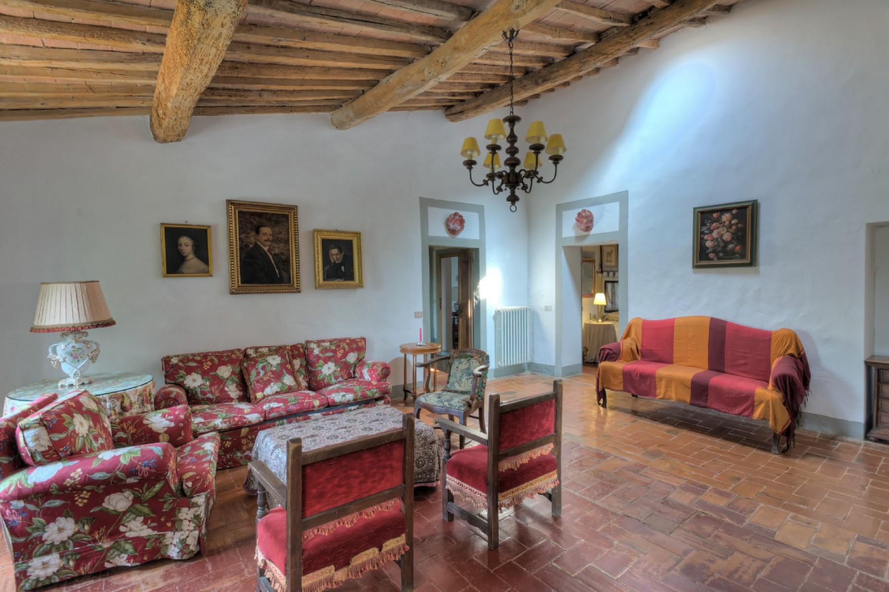 Современная вилла в загородном стиле во Флоренции, регион Кьянти - 18