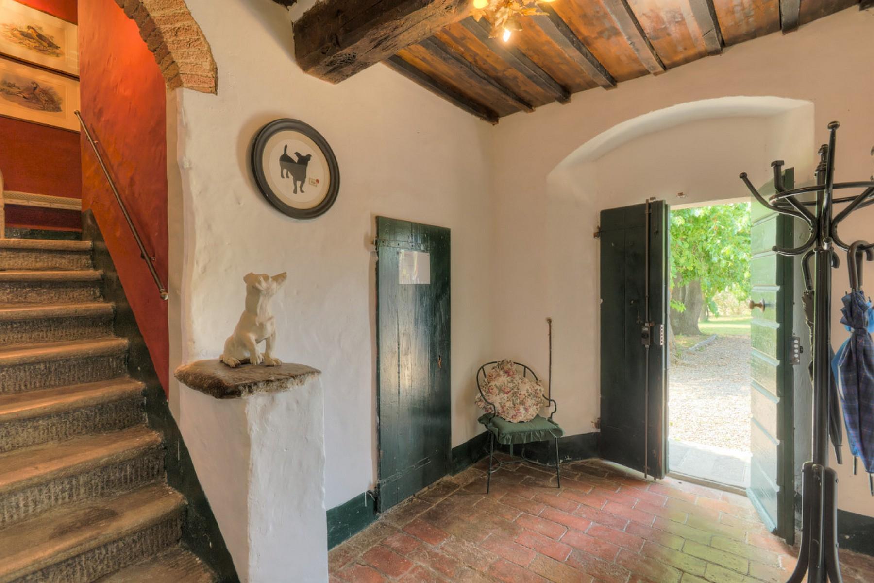 Современная вилла в загородном стиле во Флоренции, регион Кьянти - 19