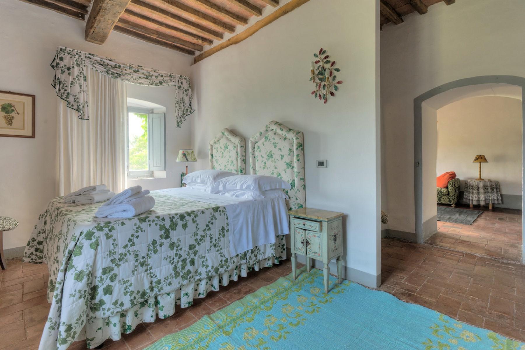 Современная вилла в загородном стиле во Флоренции, регион Кьянти - 20