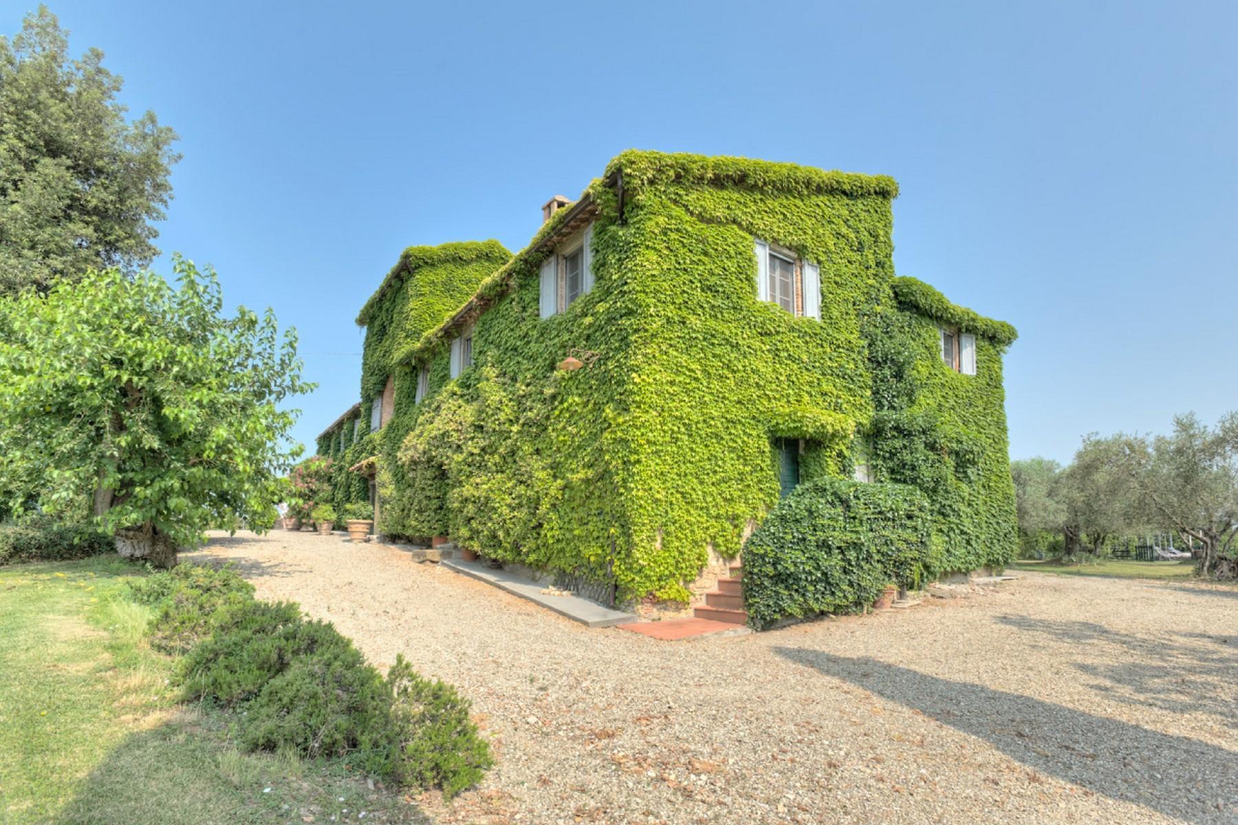 Современная вилла в загородном стиле во Флоренции, регион Кьянти - 23