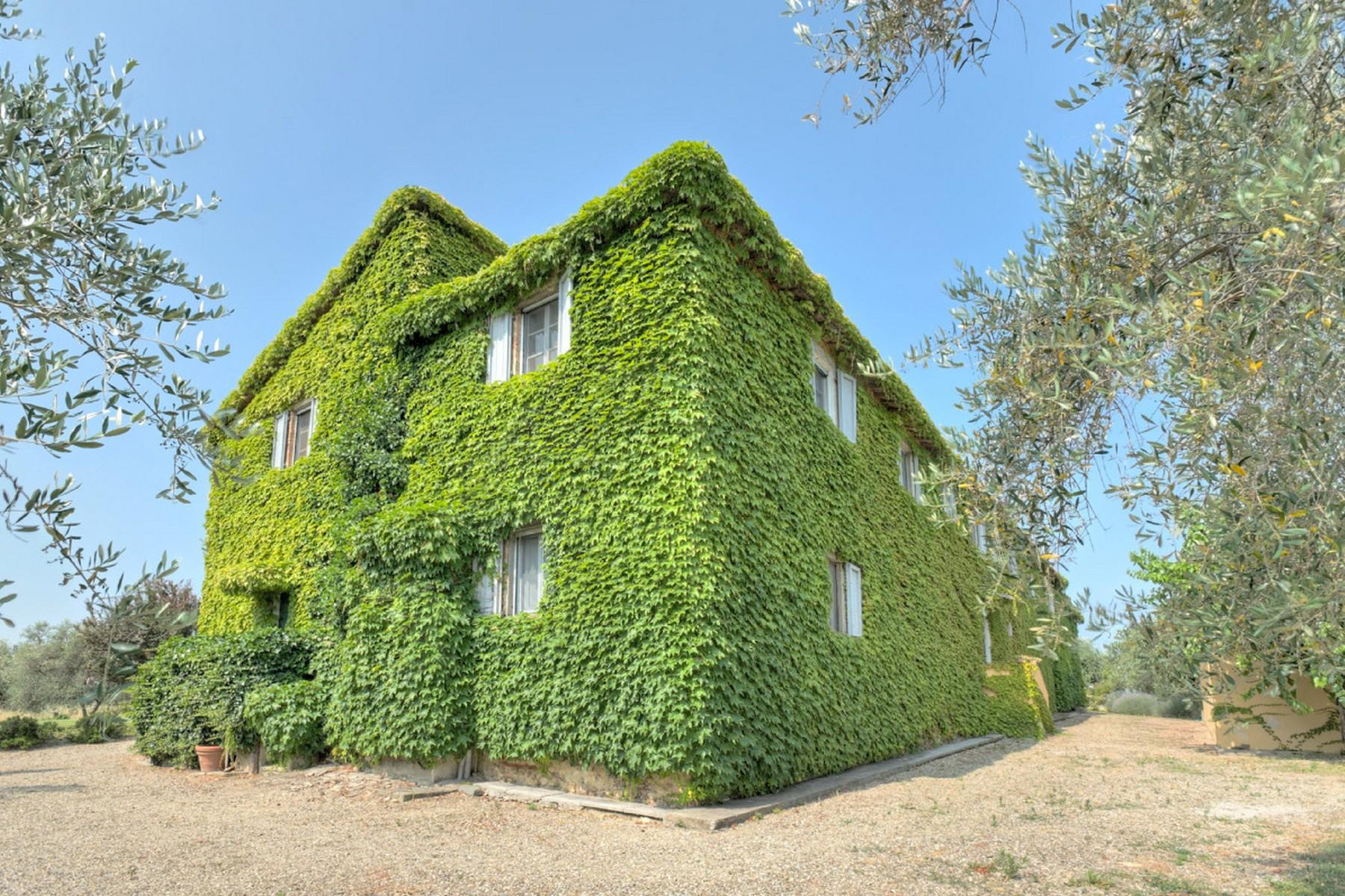 Современная вилла в загородном стиле во Флоренции, регион Кьянти - 26