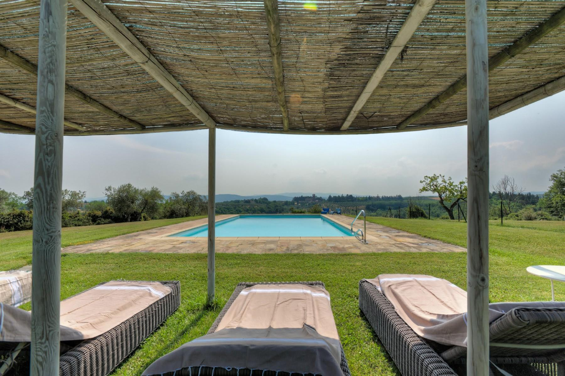 State-of-the-art rustic villa set in Florentine Chianti - 2
