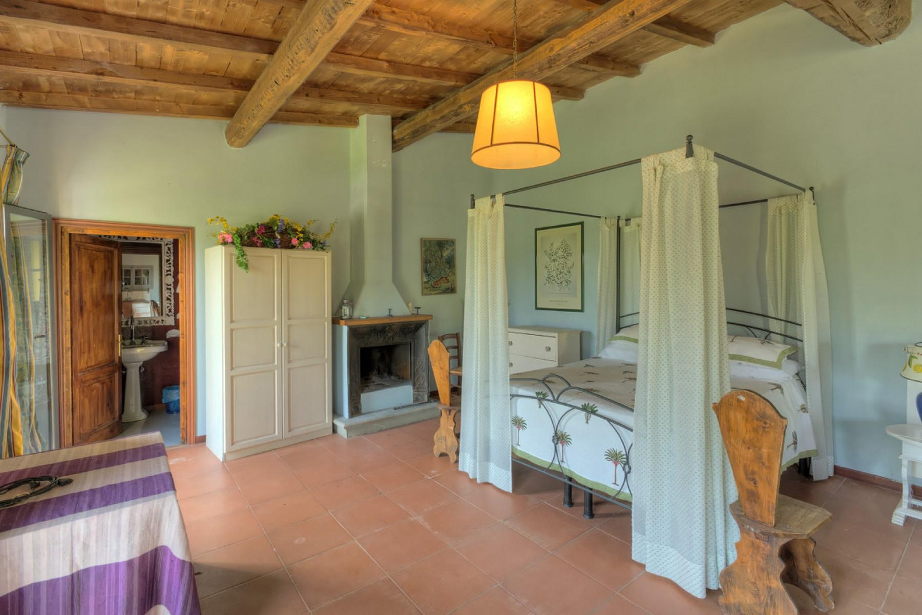 Современная вилла в загородном стиле во Флоренции, регион Кьянти - 29