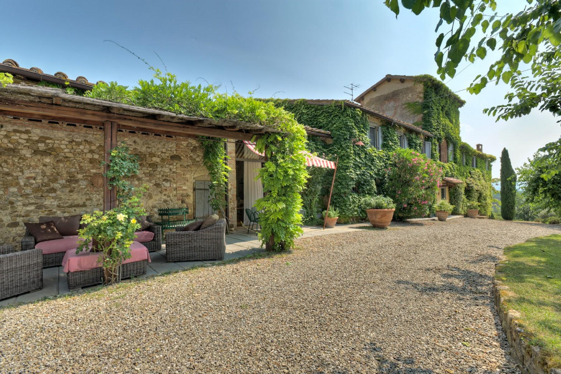 State-of-the-art rustic villa set in Florentine Chianti - 4
