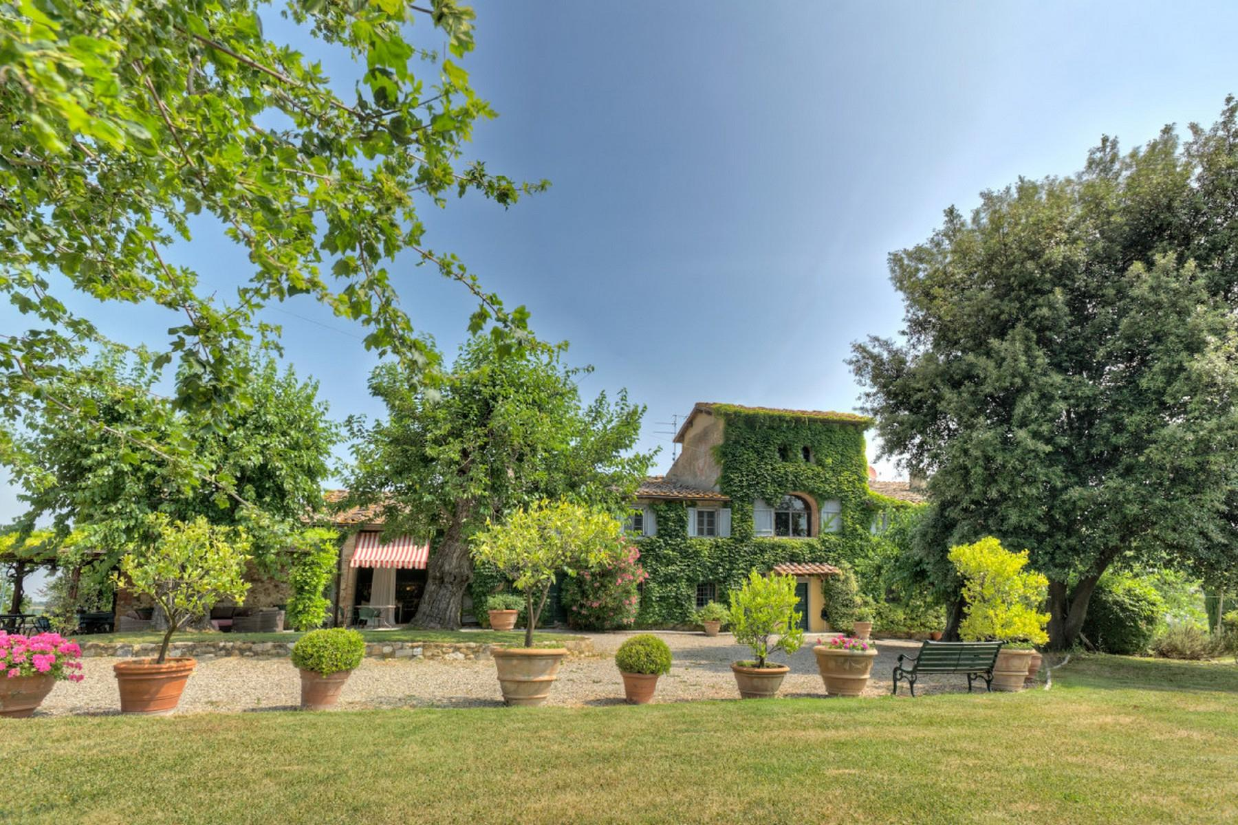 State-of-the-art rustic villa set in Florentine Chianti - 3