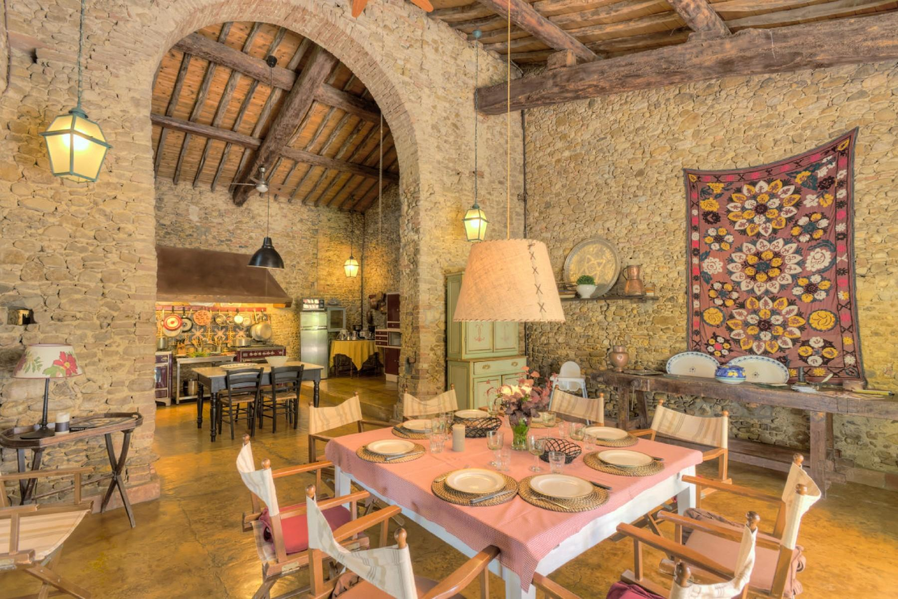 State-of-the-art rustic villa set in Florentine Chianti - 5