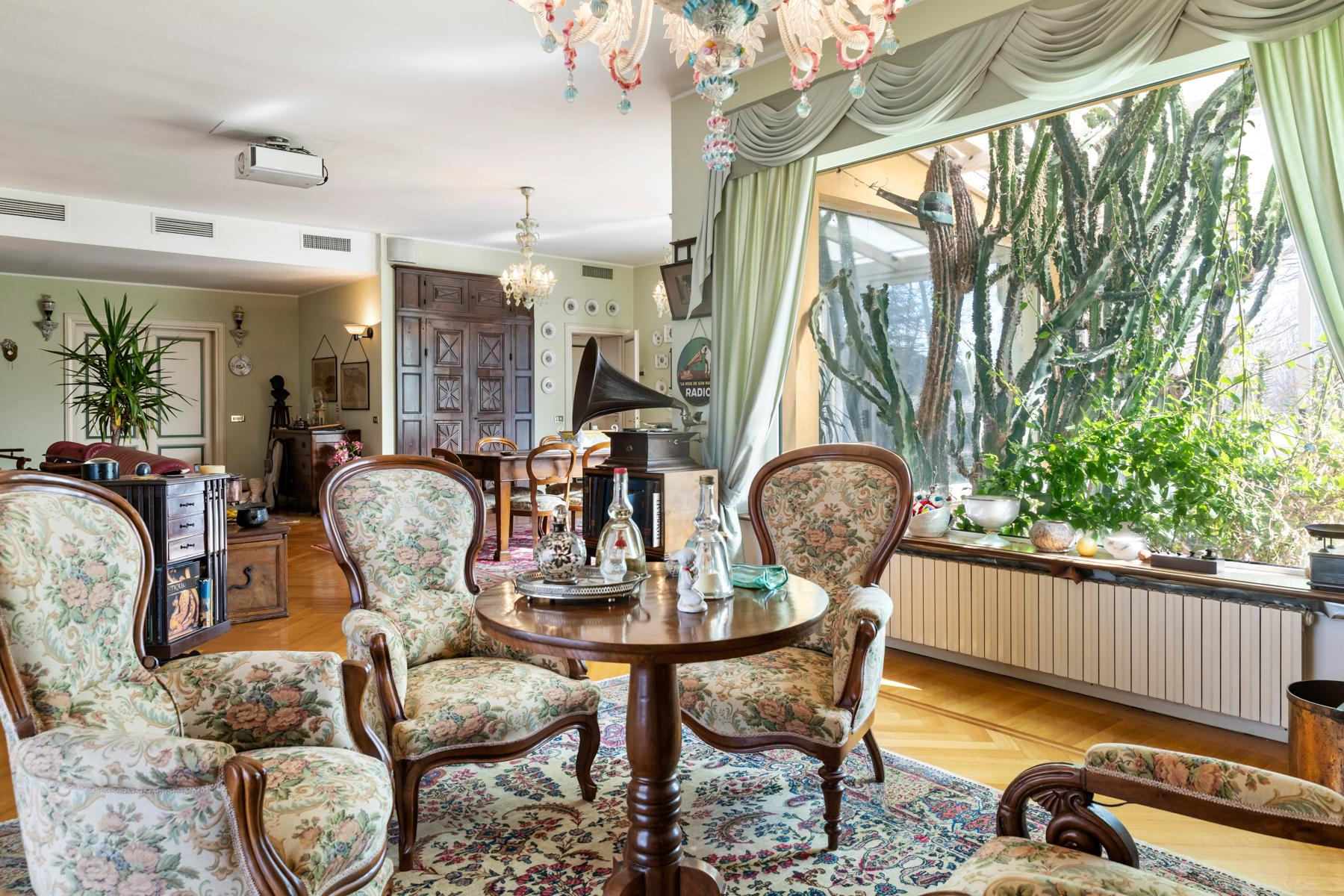 Bright villa with stables in the Oltrep̣ Pavese area - 8