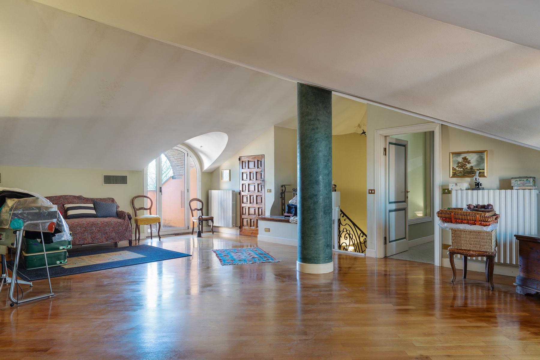 Bright villa with stables in the Oltrep̣ Pavese area - 9