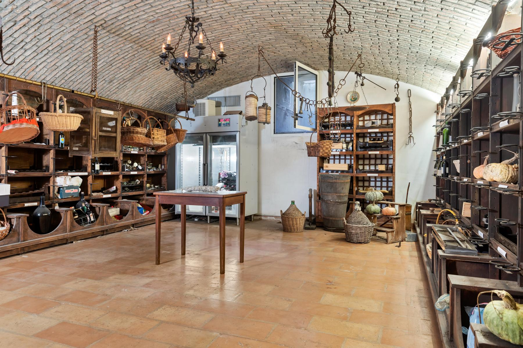 Bright villa with stables in the Oltrep̣ Pavese area - 12