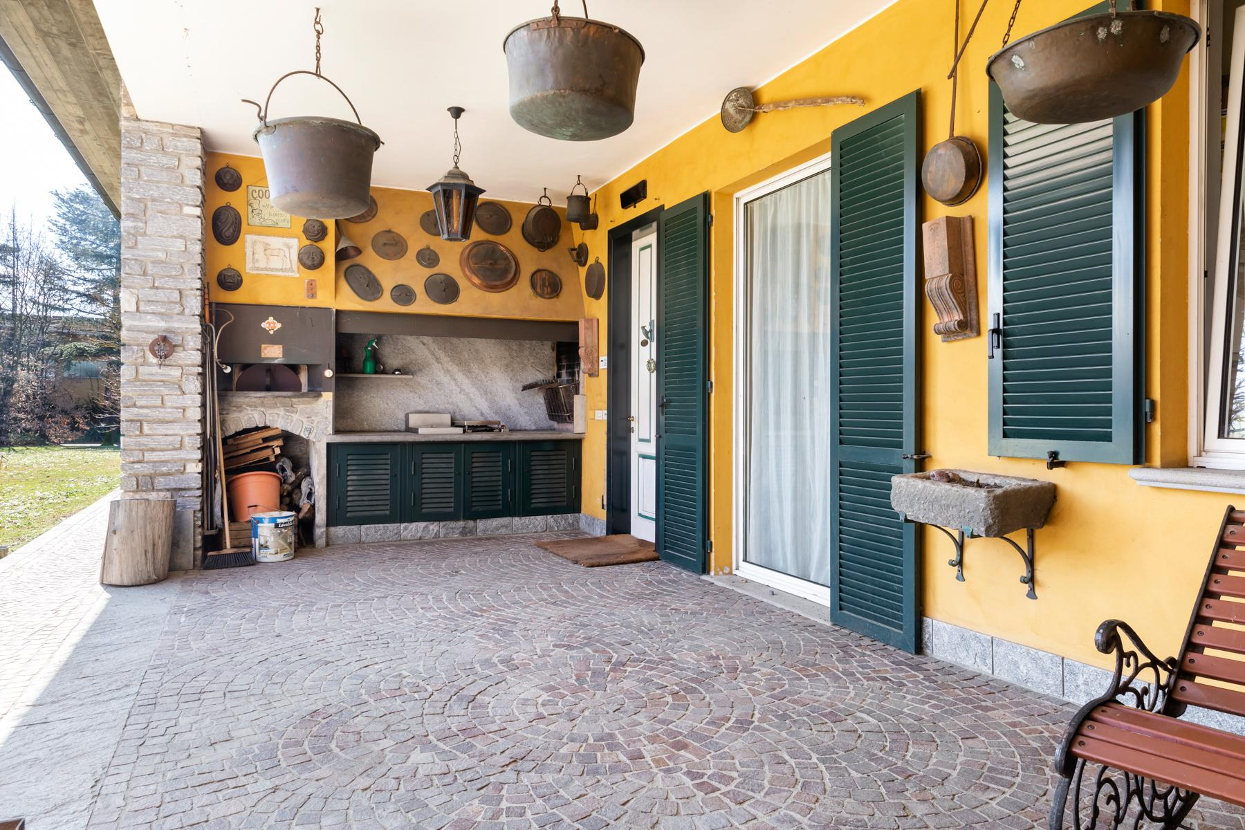 Bright villa with stables in the Oltrep̣ Pavese area - 21
