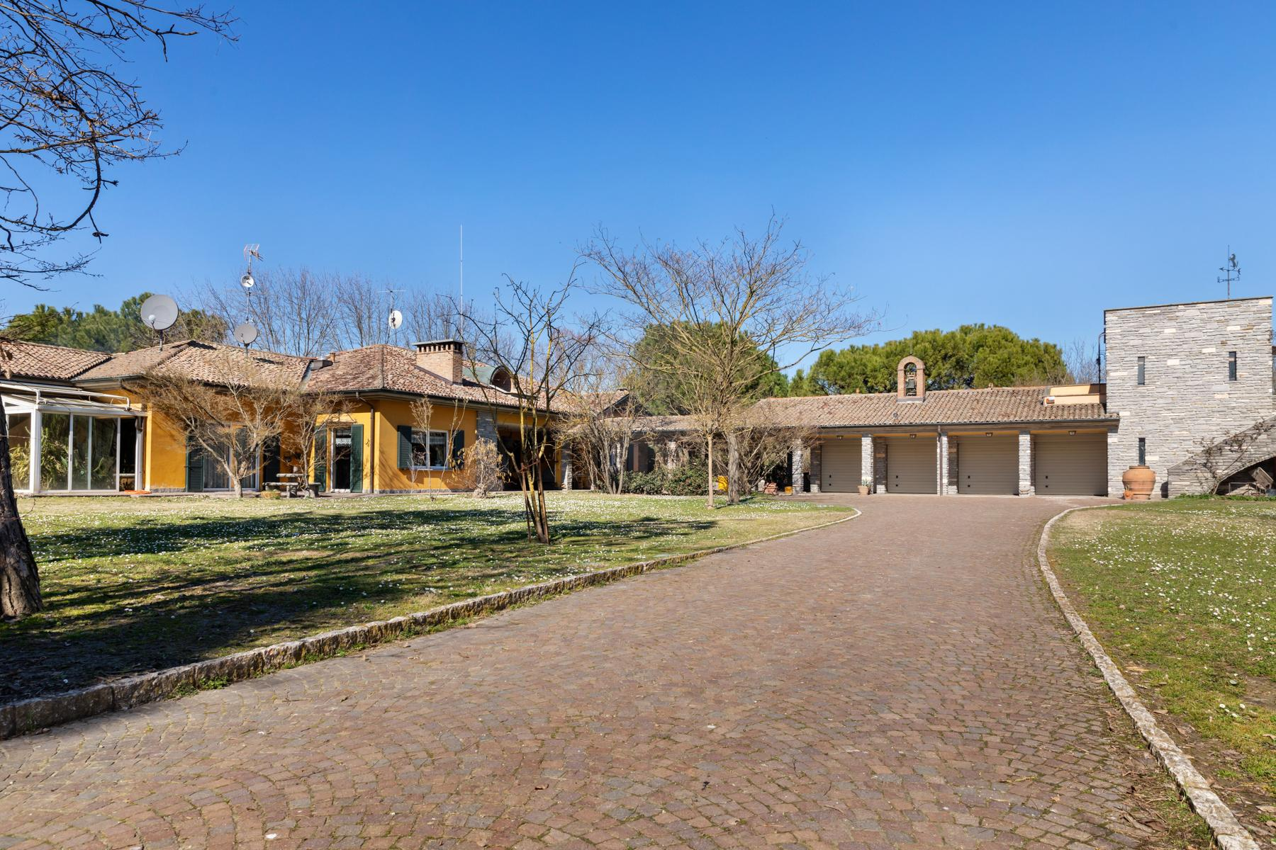 Bright villa with stables in the Oltrep̣ Pavese area - 16