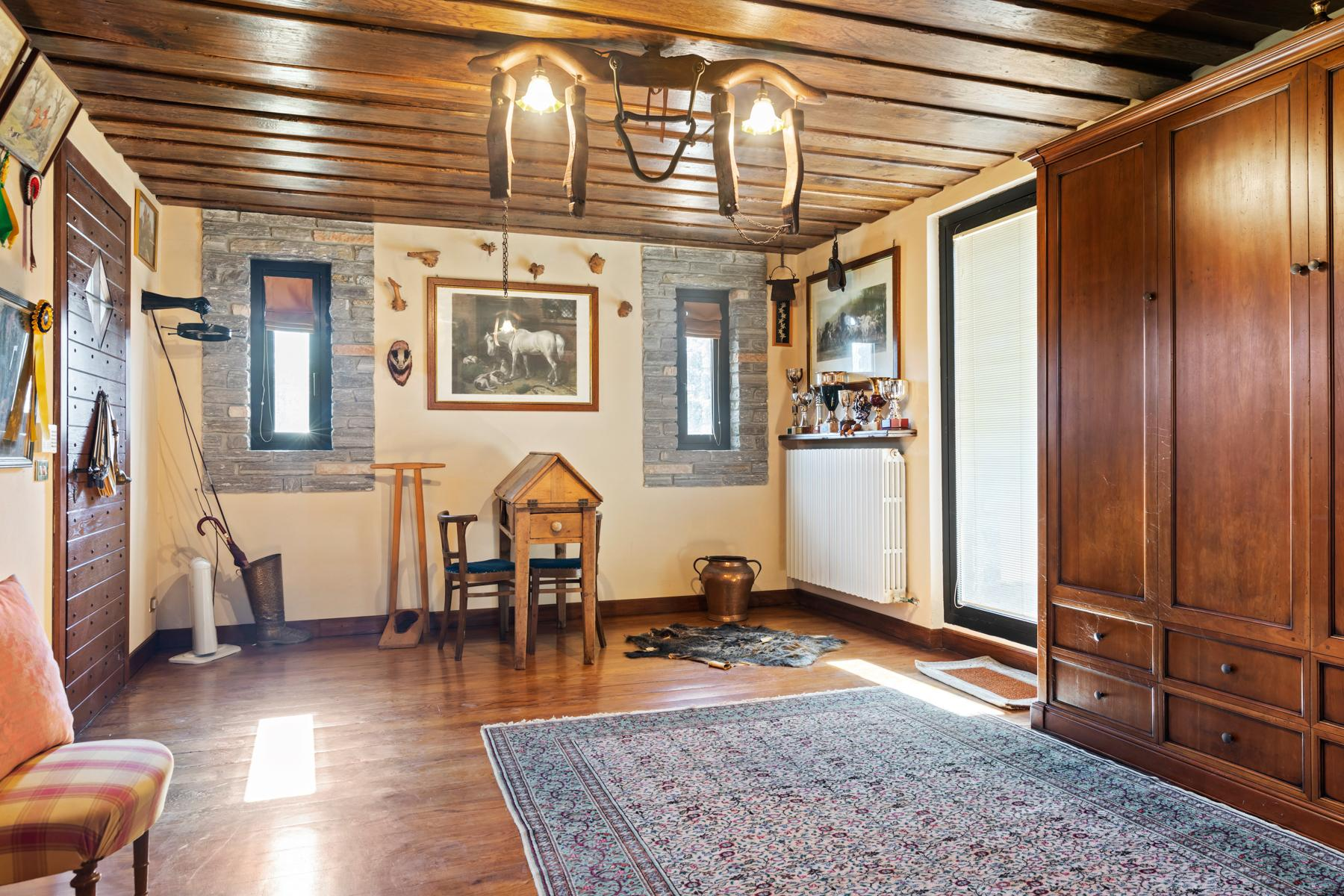 Bright villa with stables in the Oltrep̣ Pavese area - 17