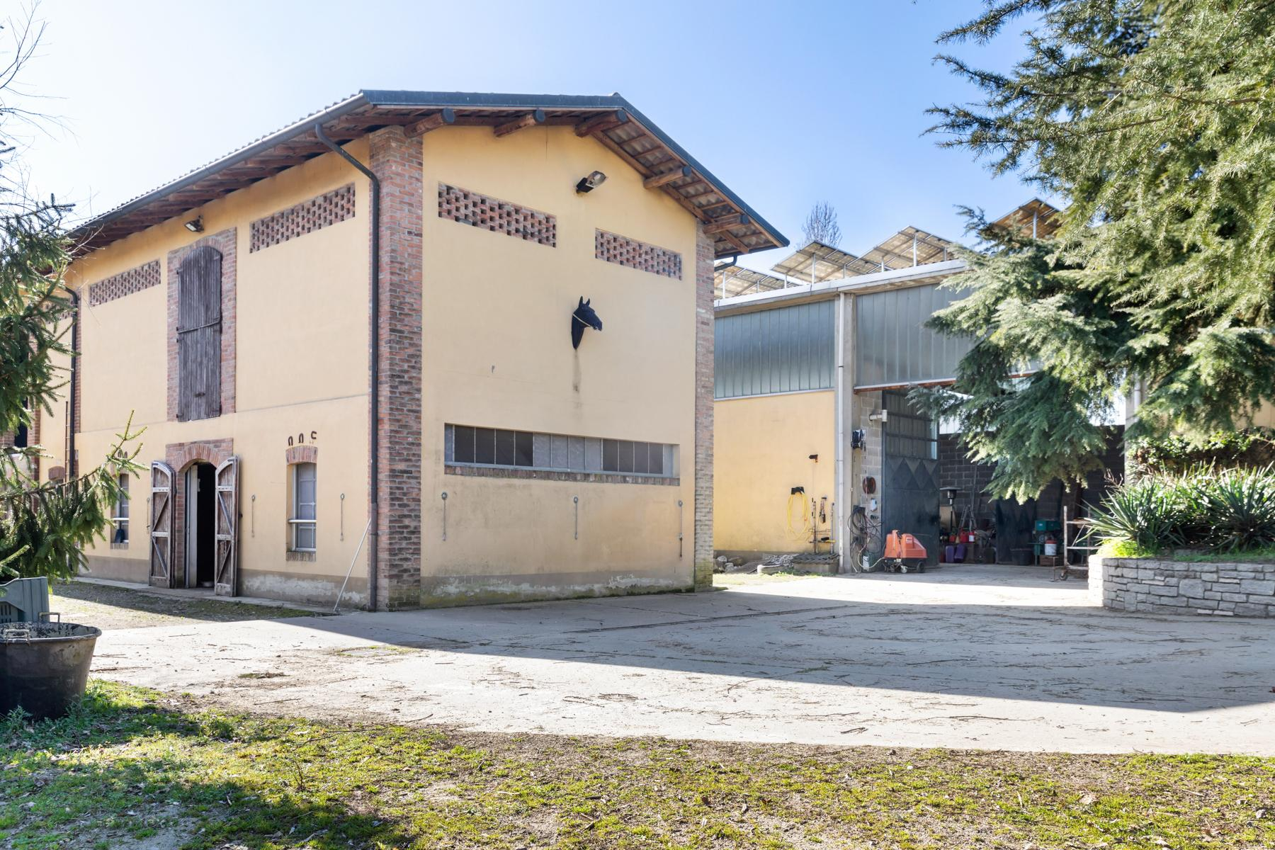 Bright villa with stables in the Oltrep̣ Pavese area - 13