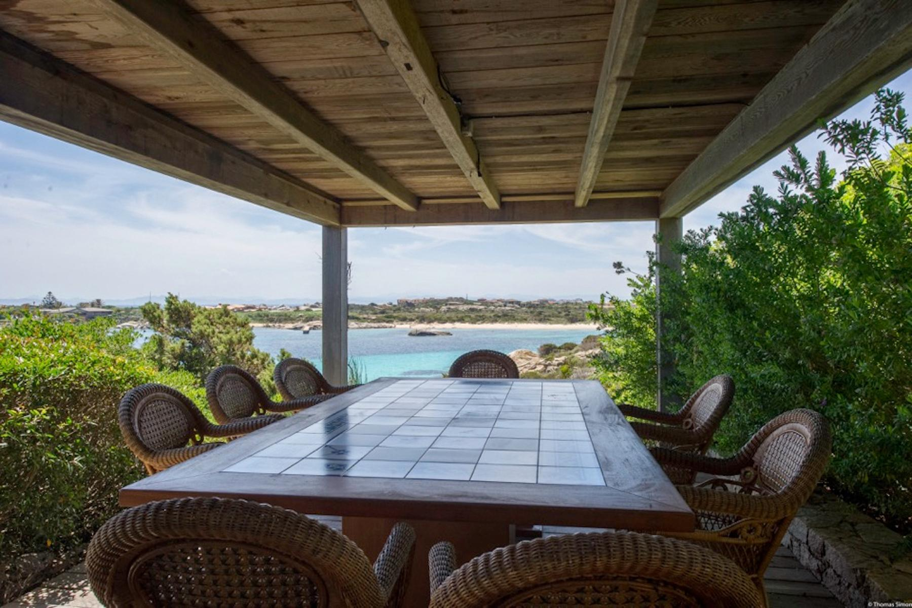 Cavallo Island, Corsica - Secluded villa with breathtaking seaview - 18