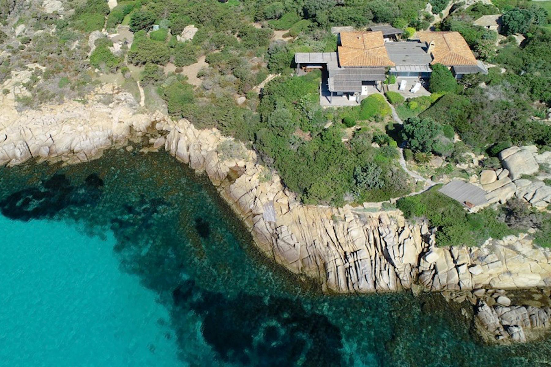 Incantevole villa con accesso diretto al mare all'Ile de Cavallo - 19