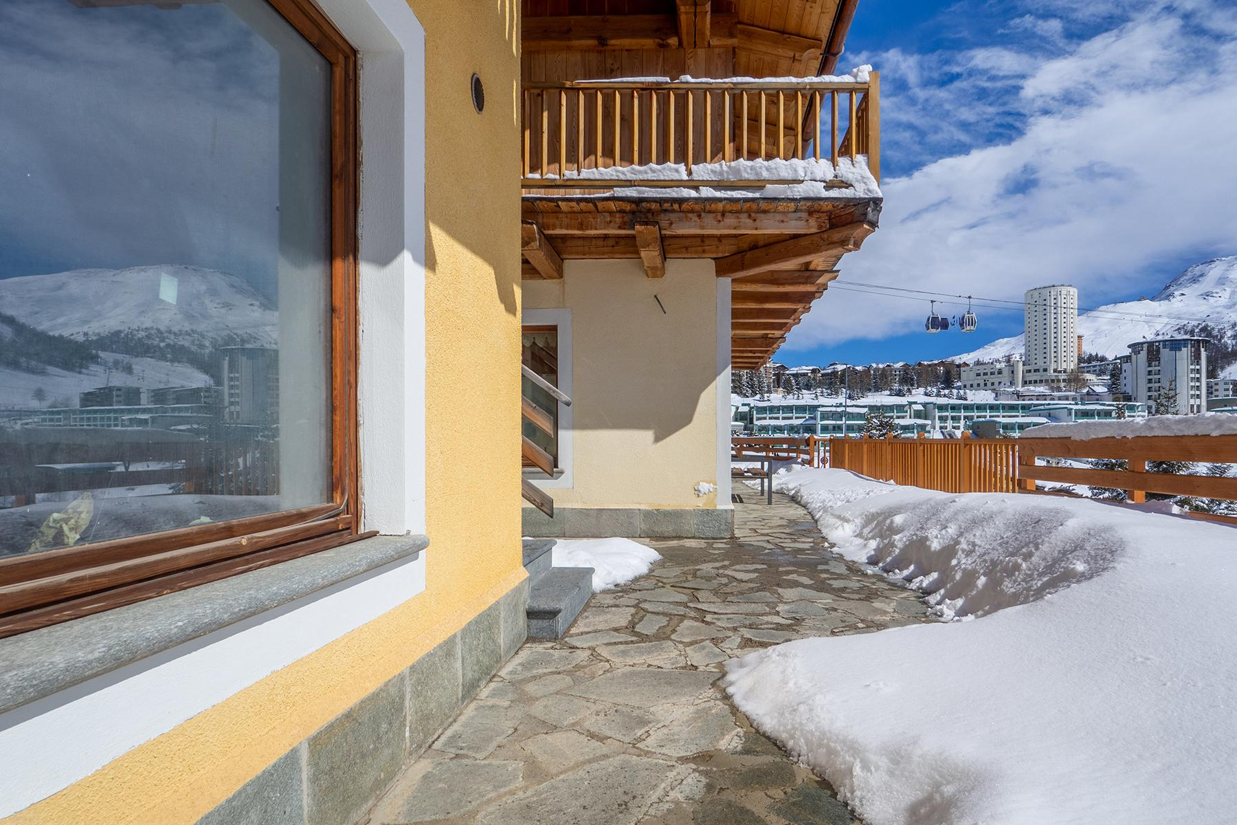 Beautiful apartment in Sestriere - 12