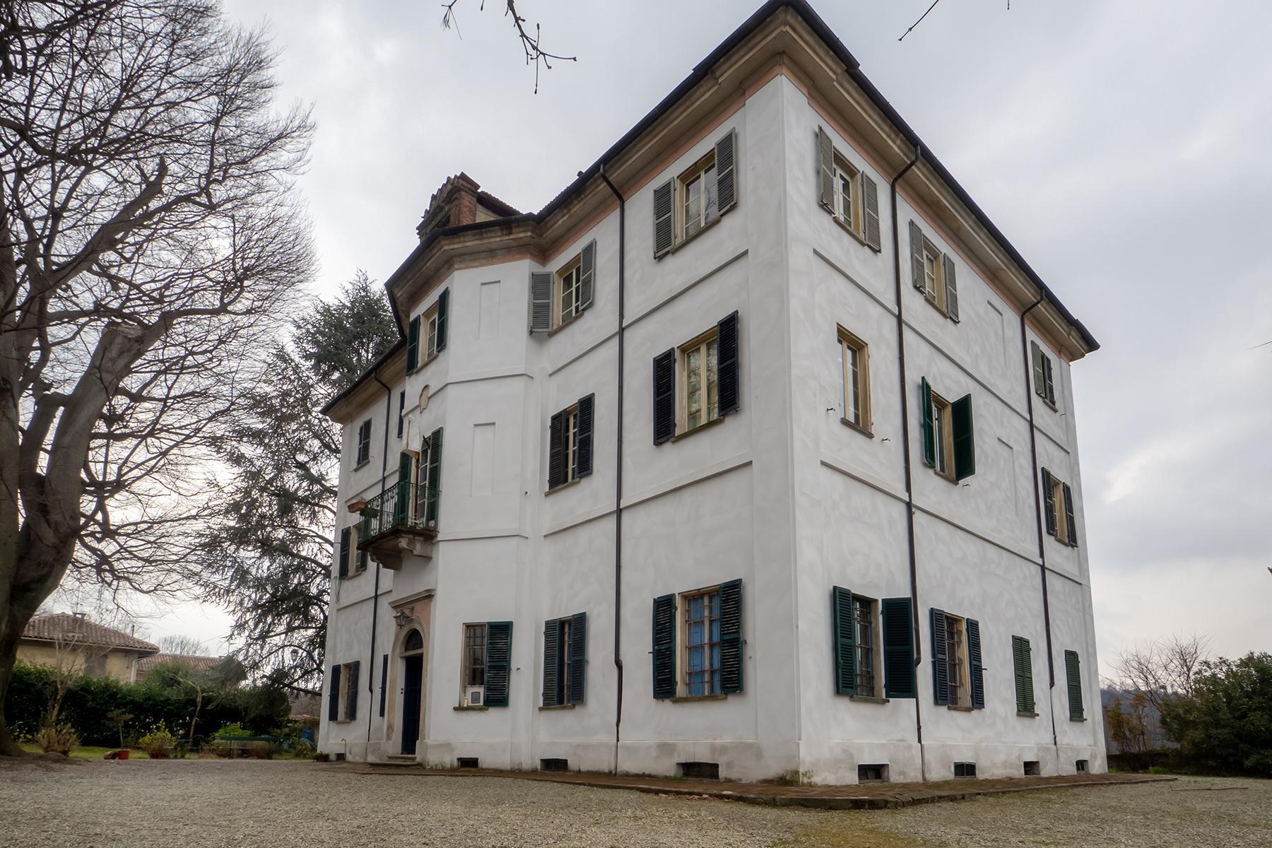Charmante Villa in Castagneto Po - 4