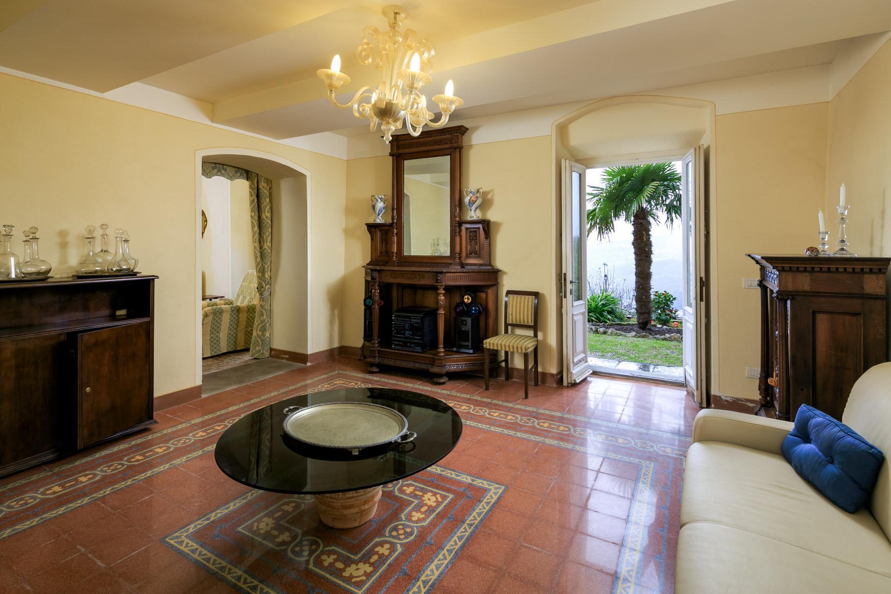 Charmante historische Villa mit Meerblick auf den Hügeln von Massarosa - 6