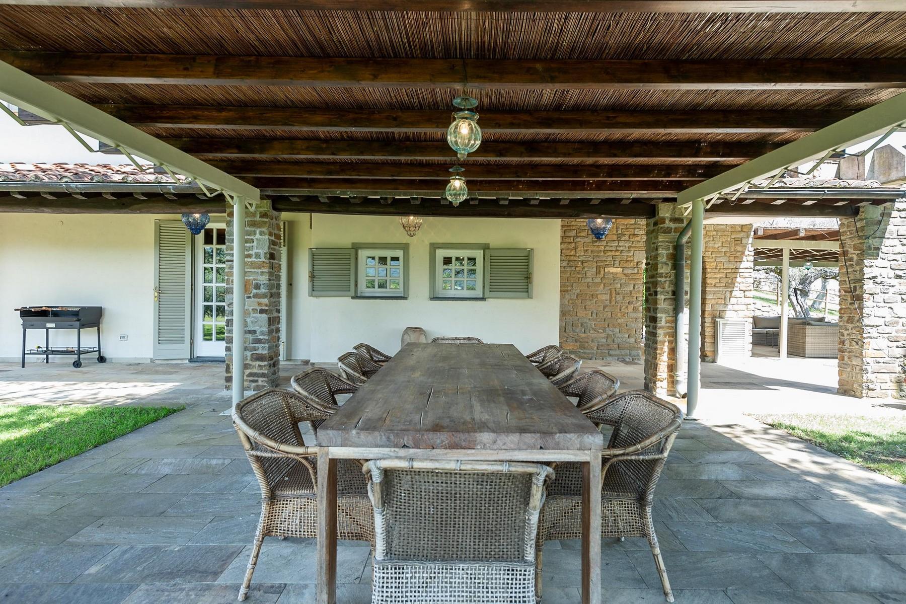 Elegante villa vista mare a Castiglione della Pescaia - 11