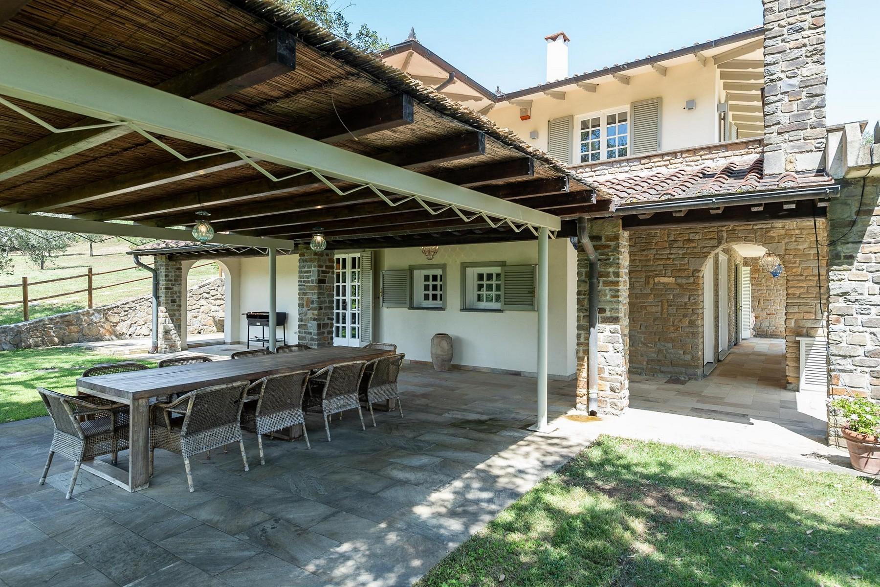 Elegant villa with seaview in Castiglione della Pescaia - 14