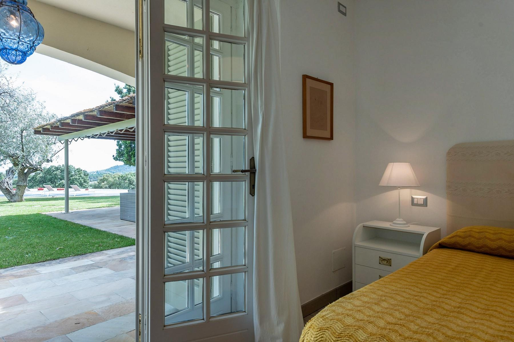 Elegant villa with seaview in Castiglione della Pescaia - 27