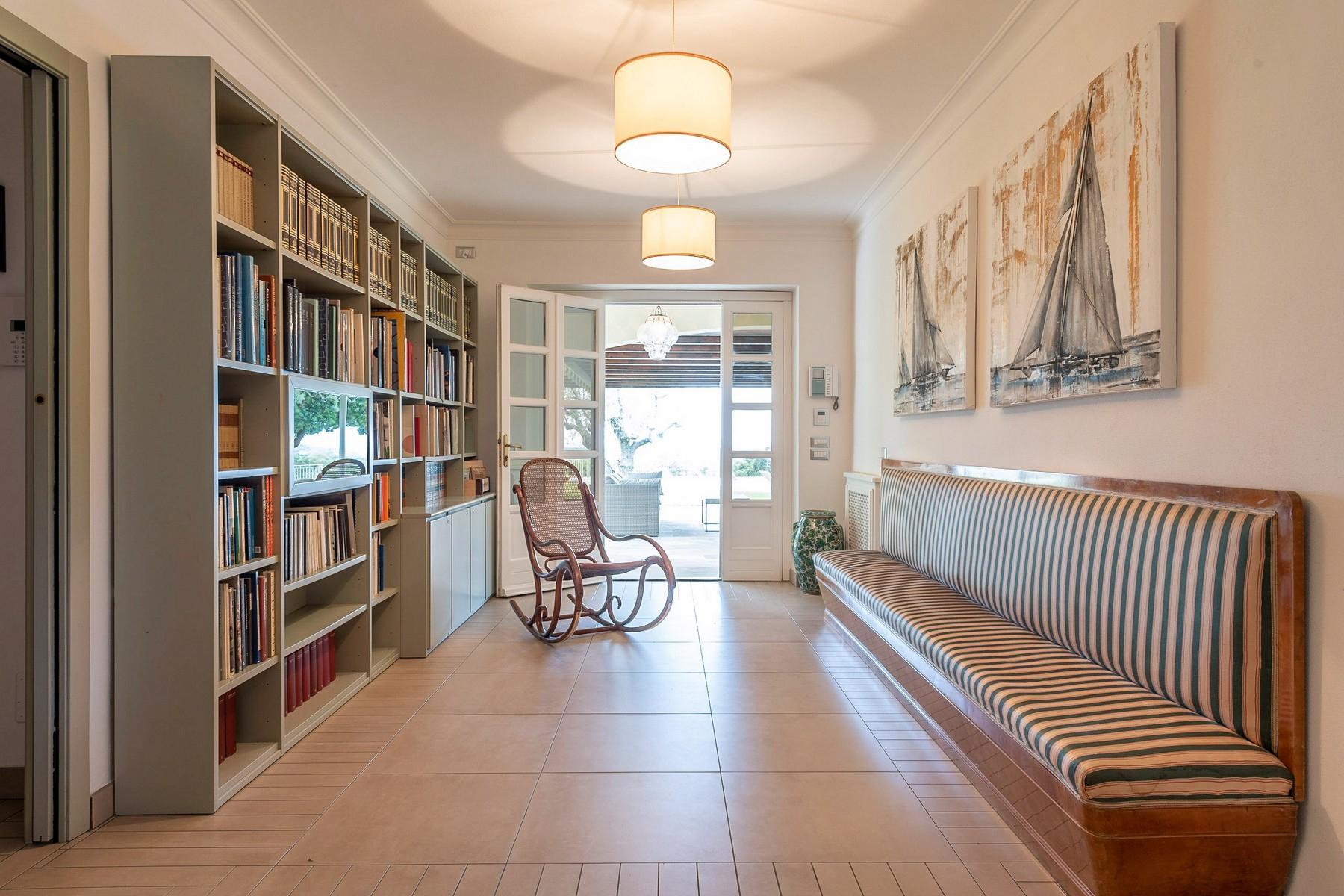 Elegant villa with seaview in Castiglione della Pescaia - 31