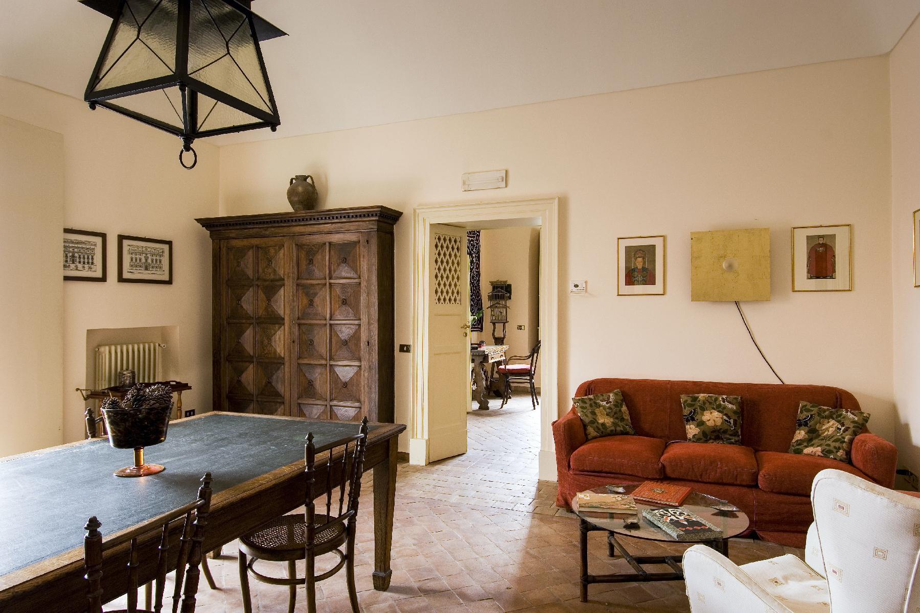Historische Residenz an den Südhängen des Ätna - 7