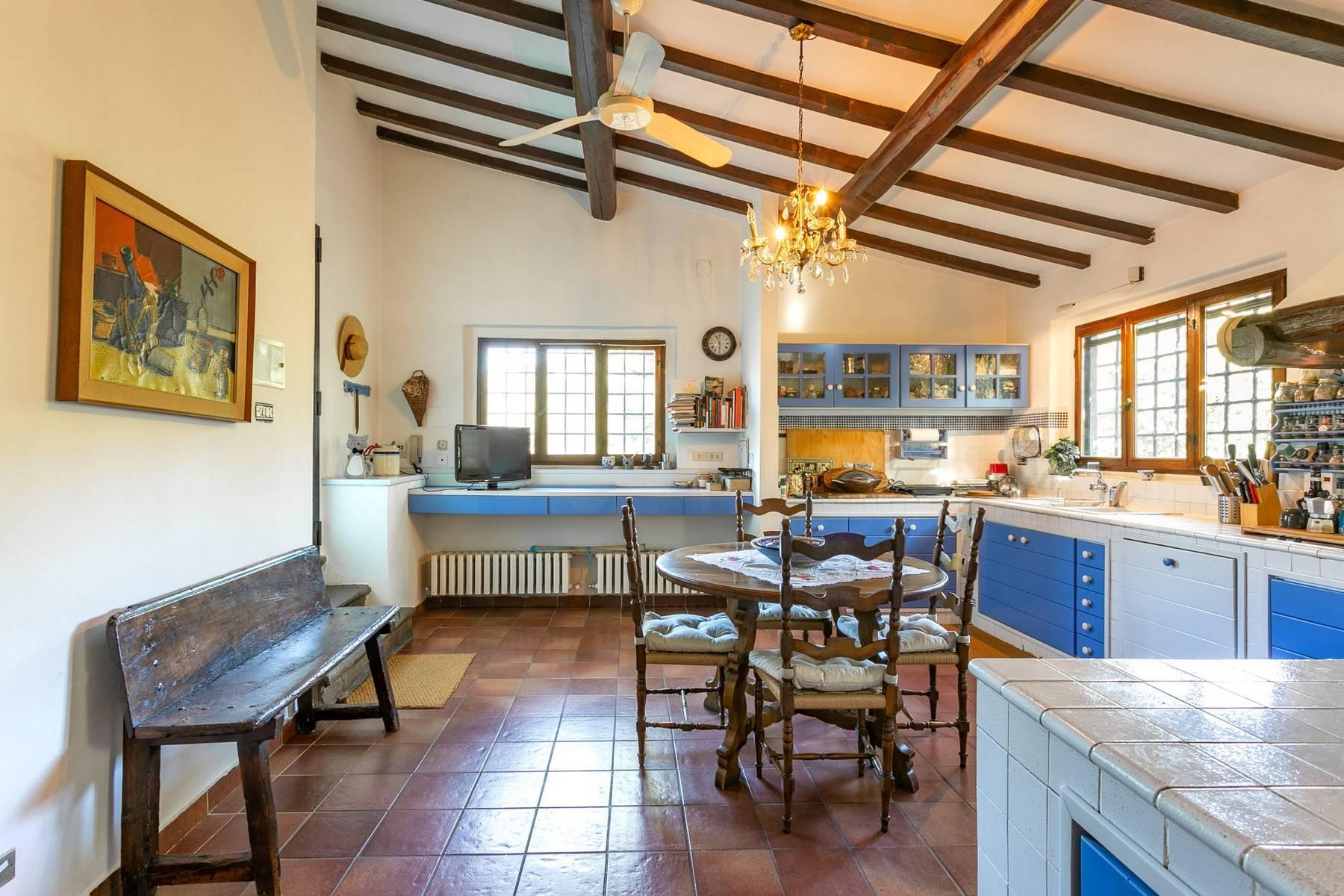 Villa mitten im Grünen in der Nähe von Florenz - 15