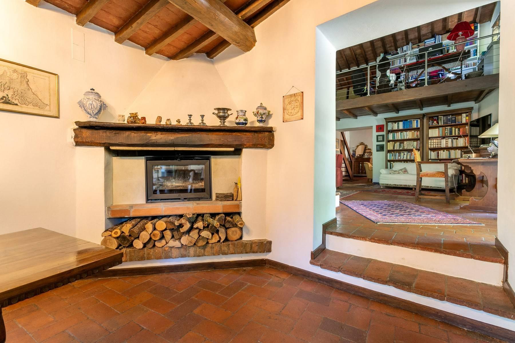 Villa nichée dans les collines près de Florence - 9