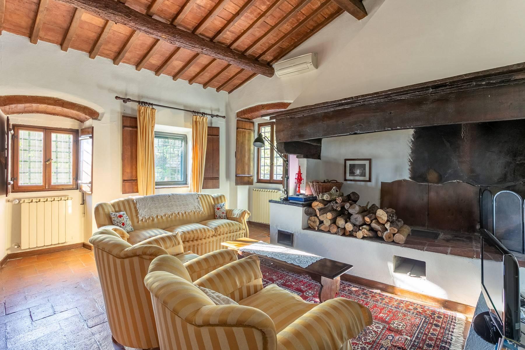 Villa mitten im Grünen in der Nähe von Florenz - 11