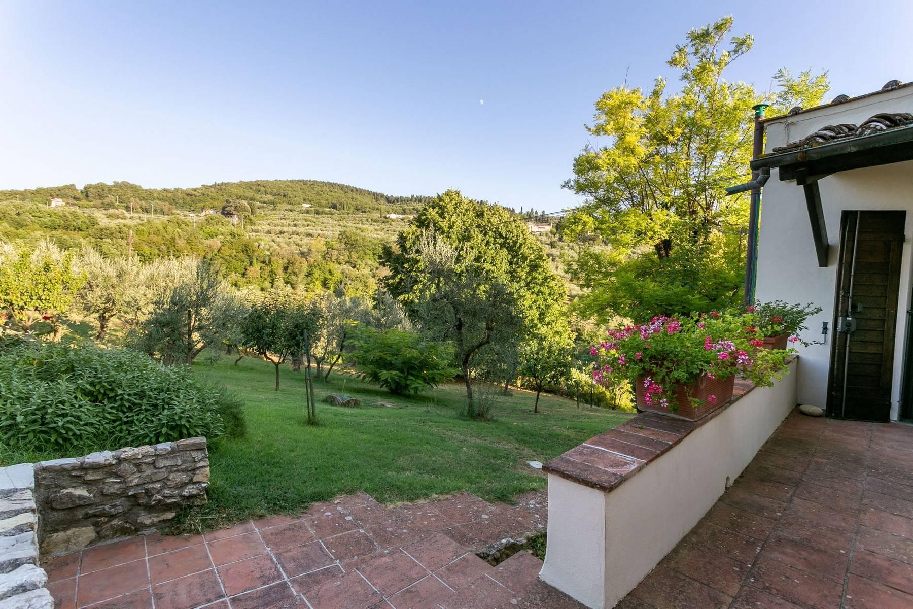 Villa mitten im Grünen in der Nähe von Florenz - 19