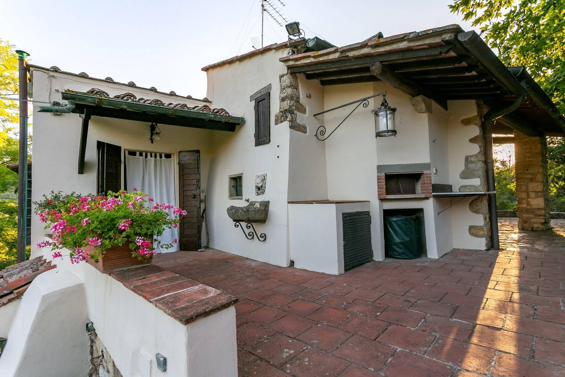 Villa mitten im Grünen in der Nähe von Florenz - 20