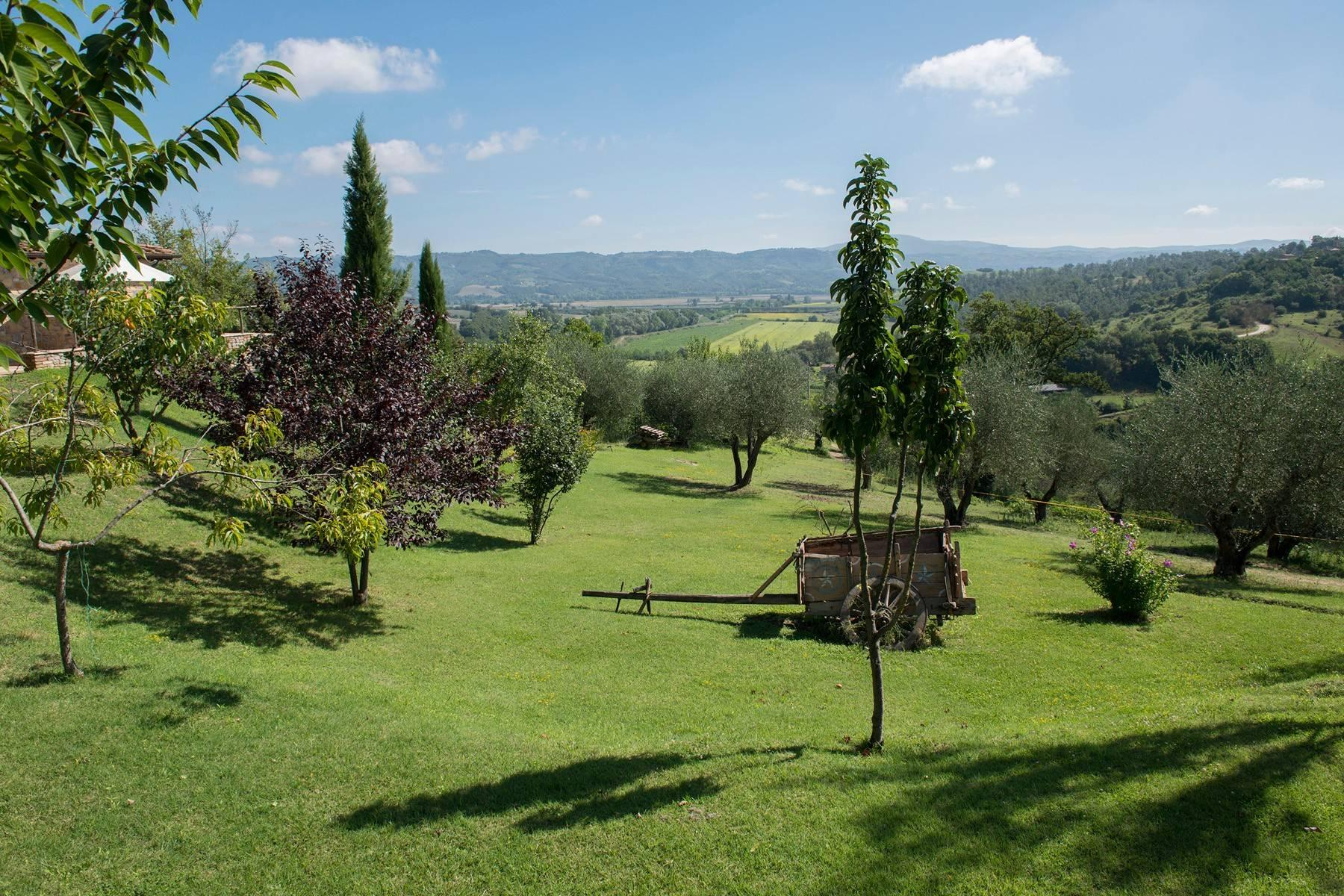 Stunning Farmhouse with pool on the border between Tuscany and Umbria - 5