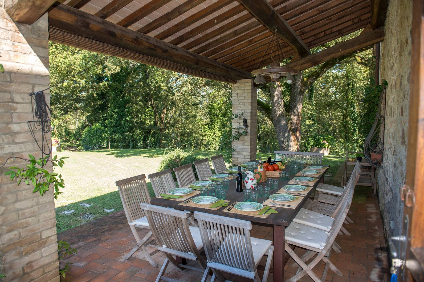 Stunning Farmhouse with pool on the border between Tuscany and Umbria - 20