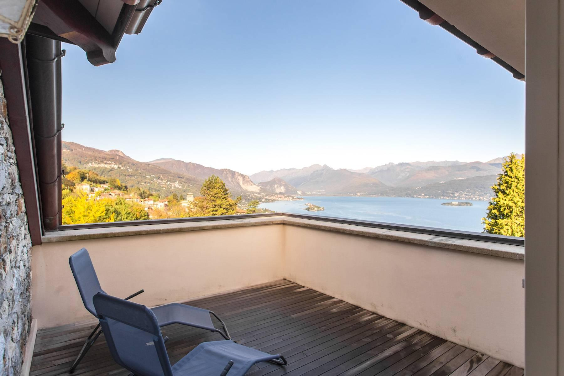 Enchanting Art Nouveau Villa with breathtaking view on Lake Maggiore and its Borromean Islands - 22