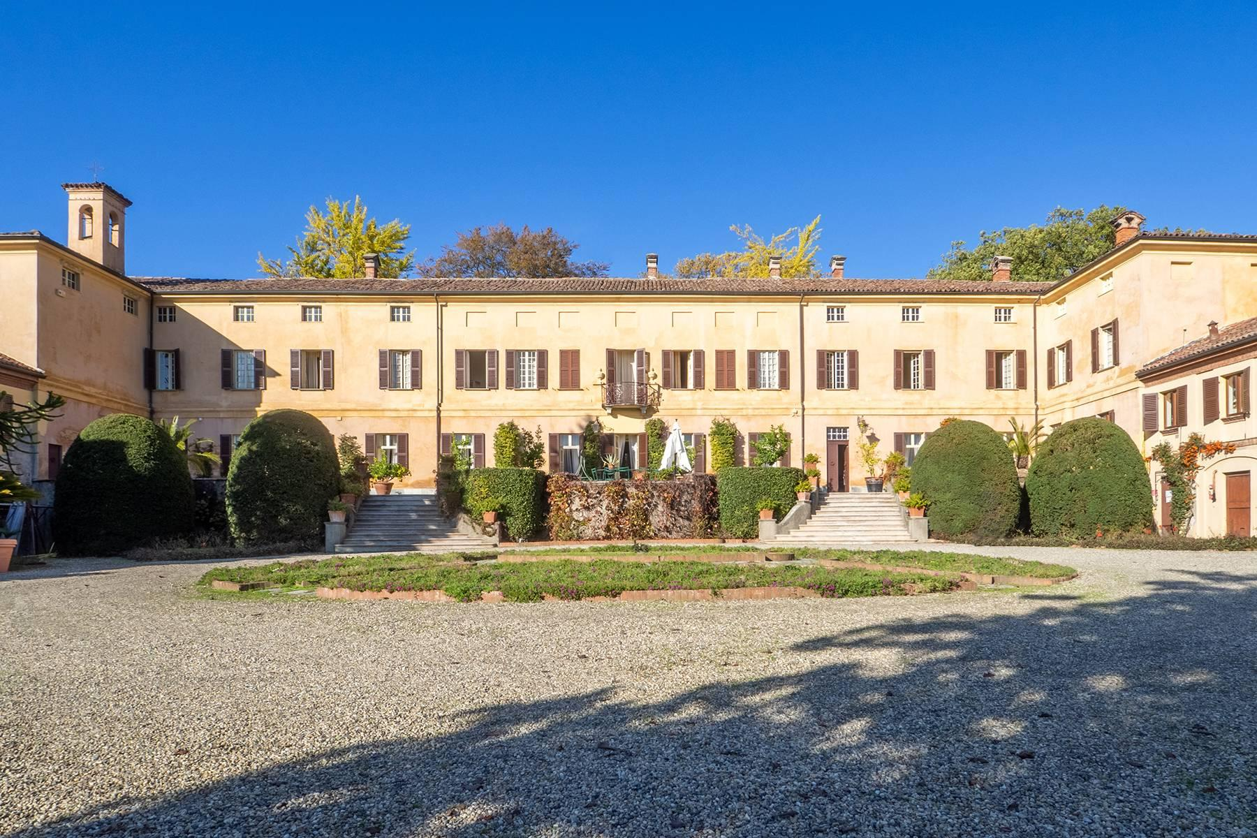 Prestigious historical manor nestled in the Monferrato countryside - 26