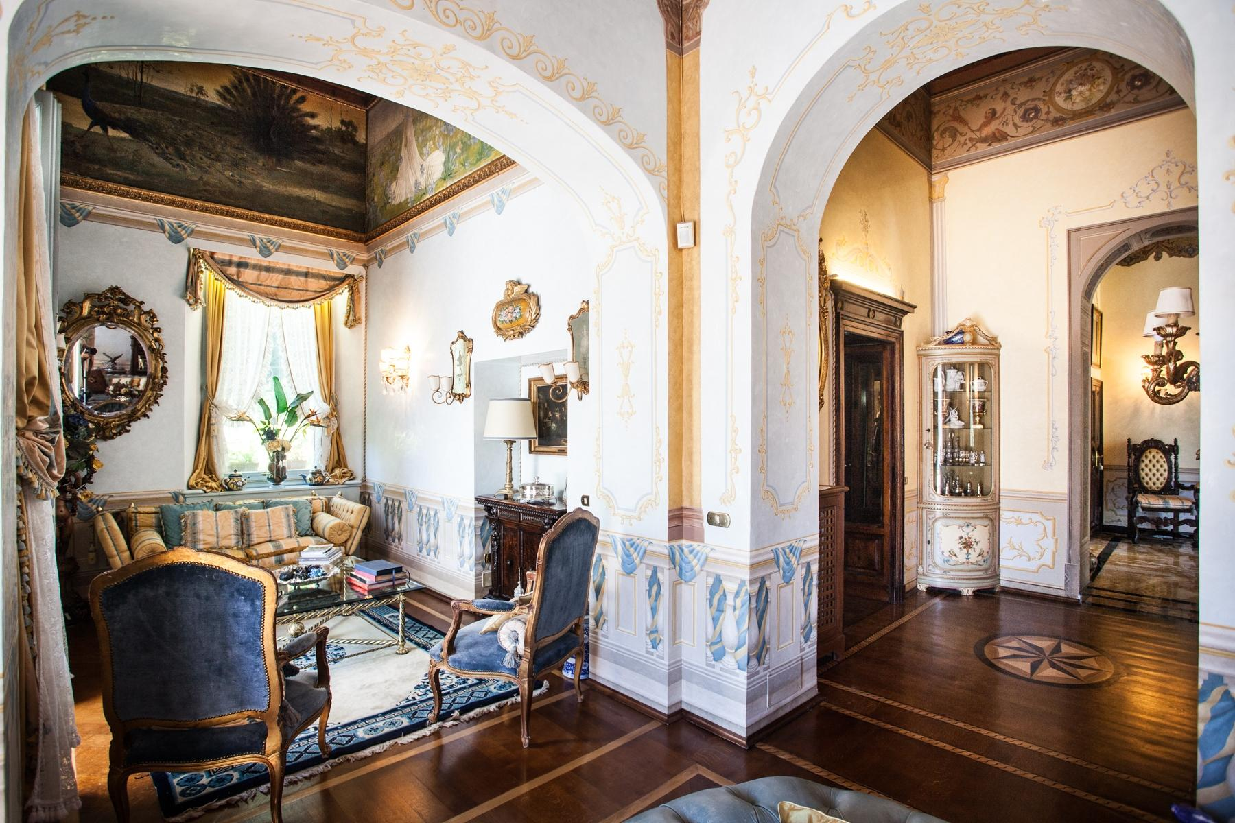 Charming historic villa with private park - 13