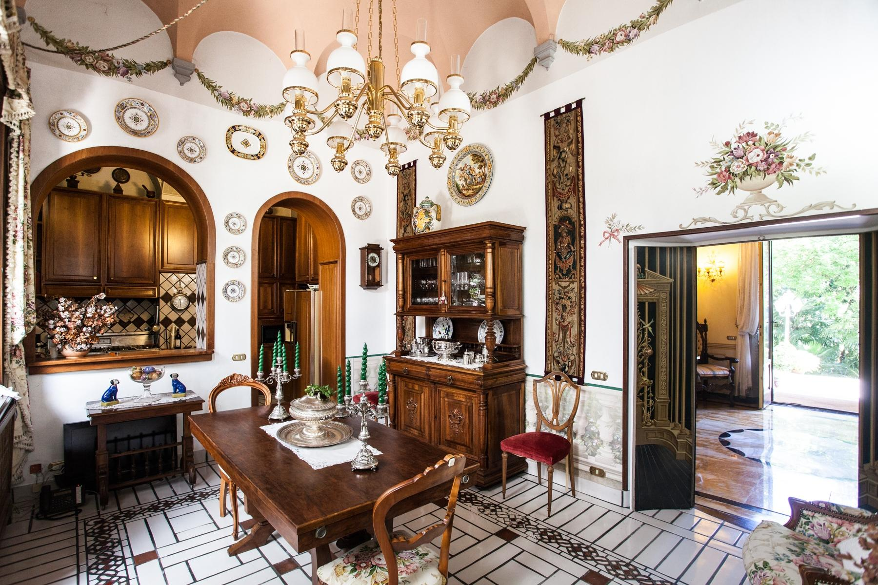 Charming historic villa with private park - 21