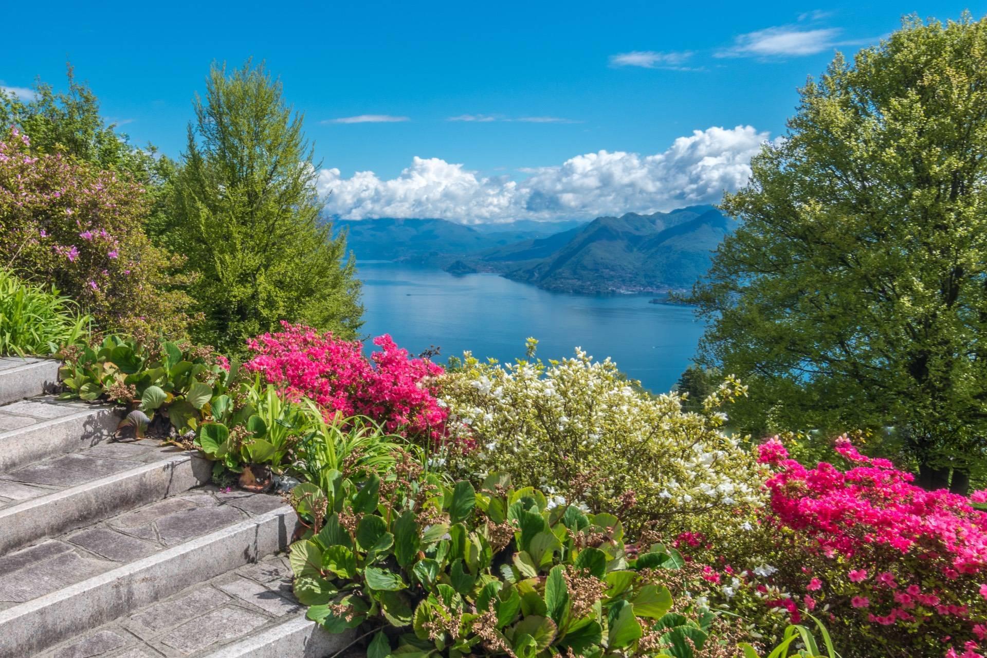 Affascinante villa storica sulle colline di Stresa - 5