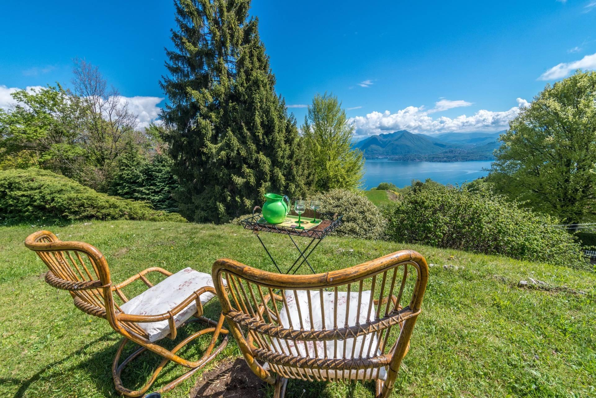 Affascinante villa storica sulle colline di Stresa - 4