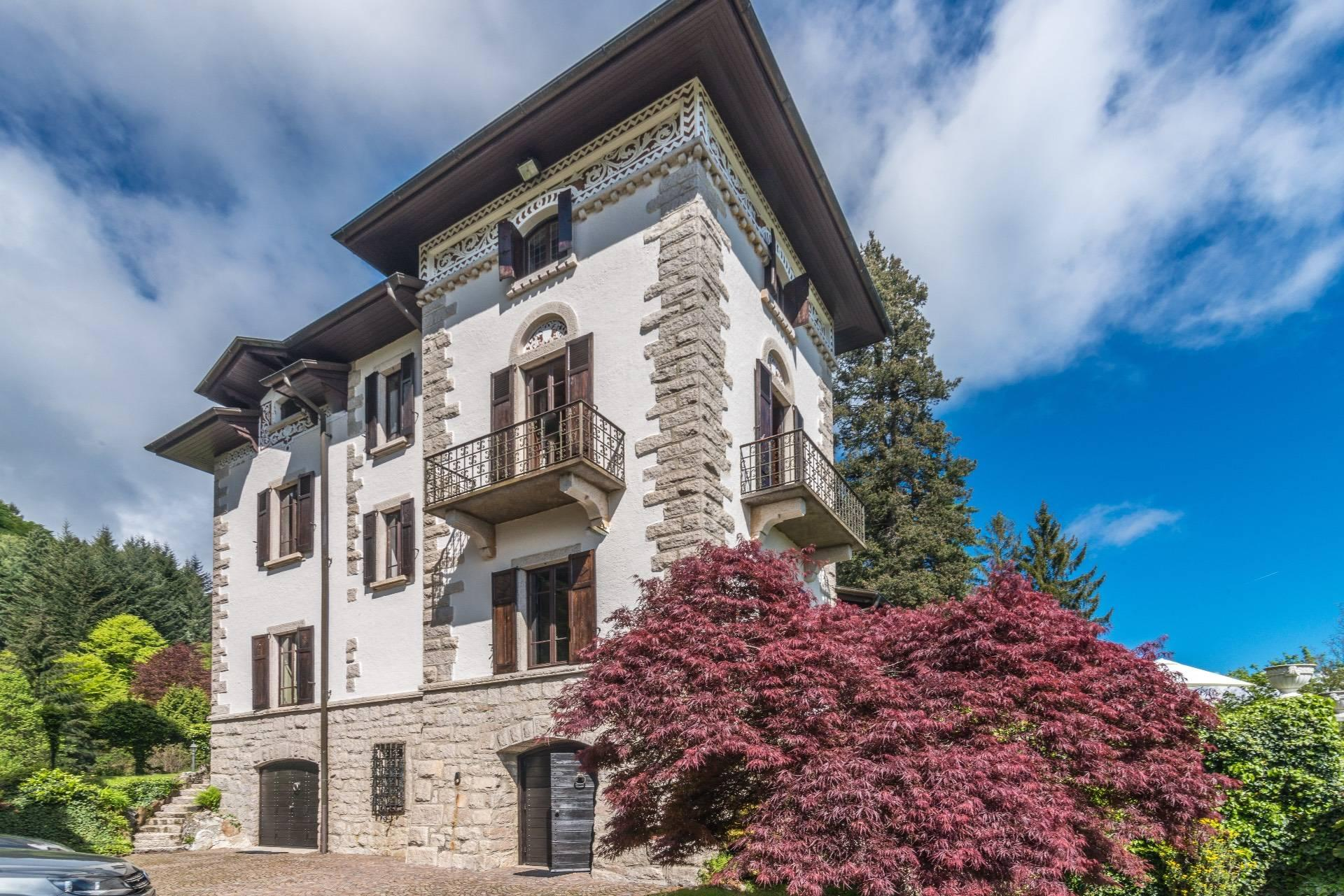 Affascinante villa storica sulle colline di Stresa - 8