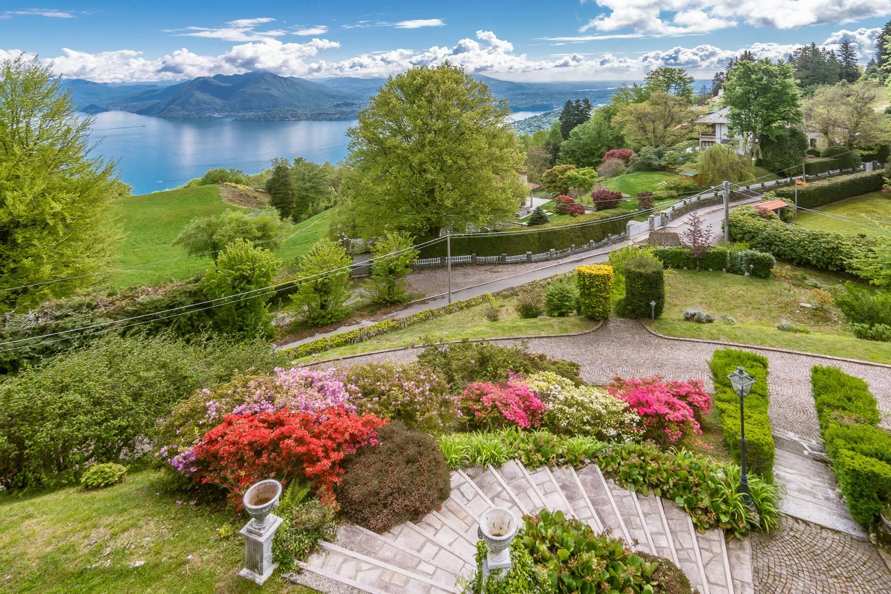 Charming historic villa on the hills of Stresa - 28