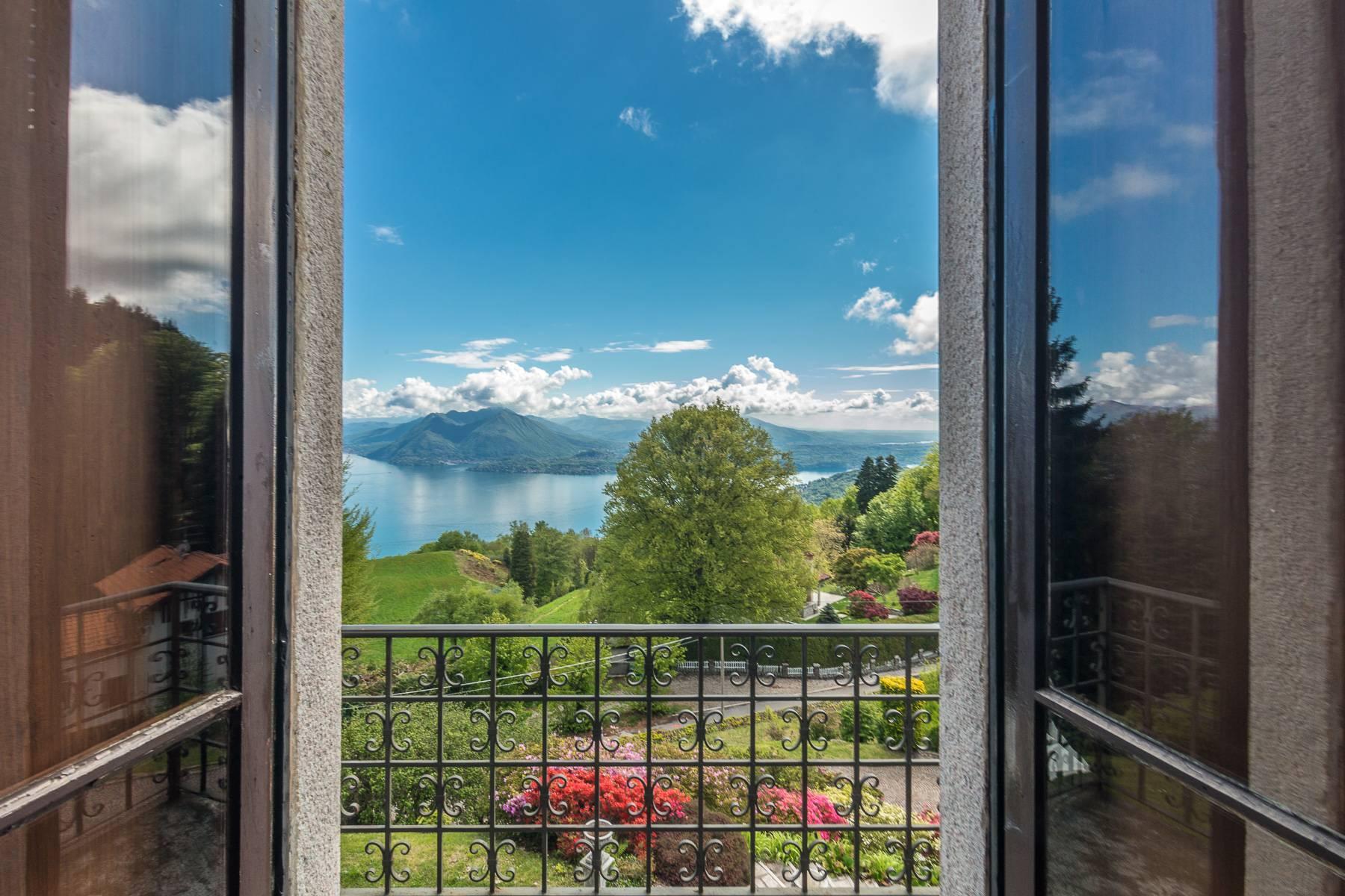Affascinante villa storica sulle colline di Stresa - 6