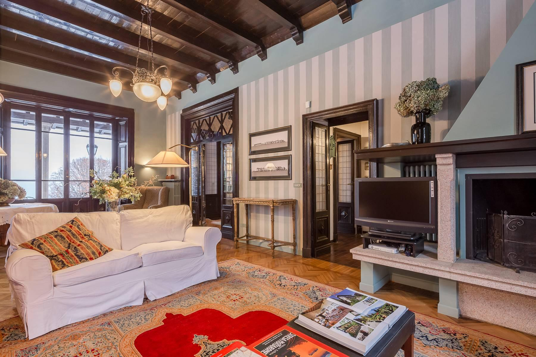 Charming historic villa on the hills of Stresa - 13