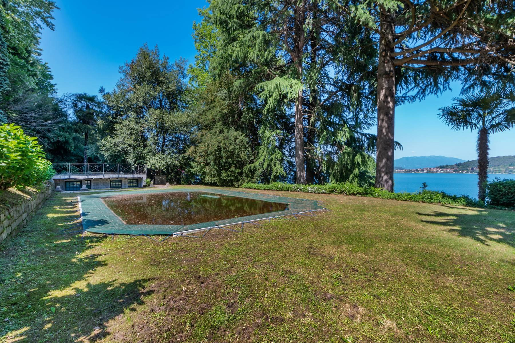 Ancient greenhouse, completely renovated with a fantastic overlooking to the lake. - 26