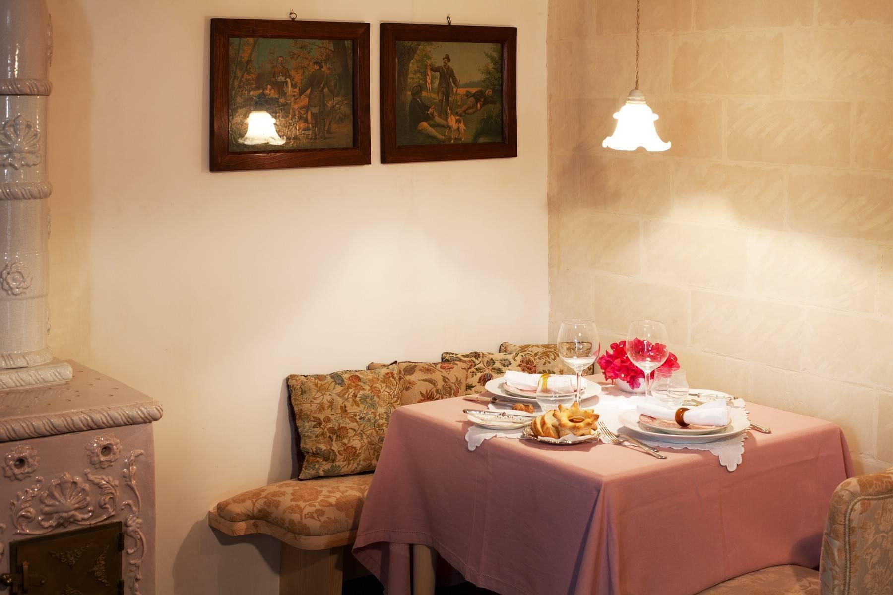 Charmante historische Villa auf dem Land von Ragusa - 8