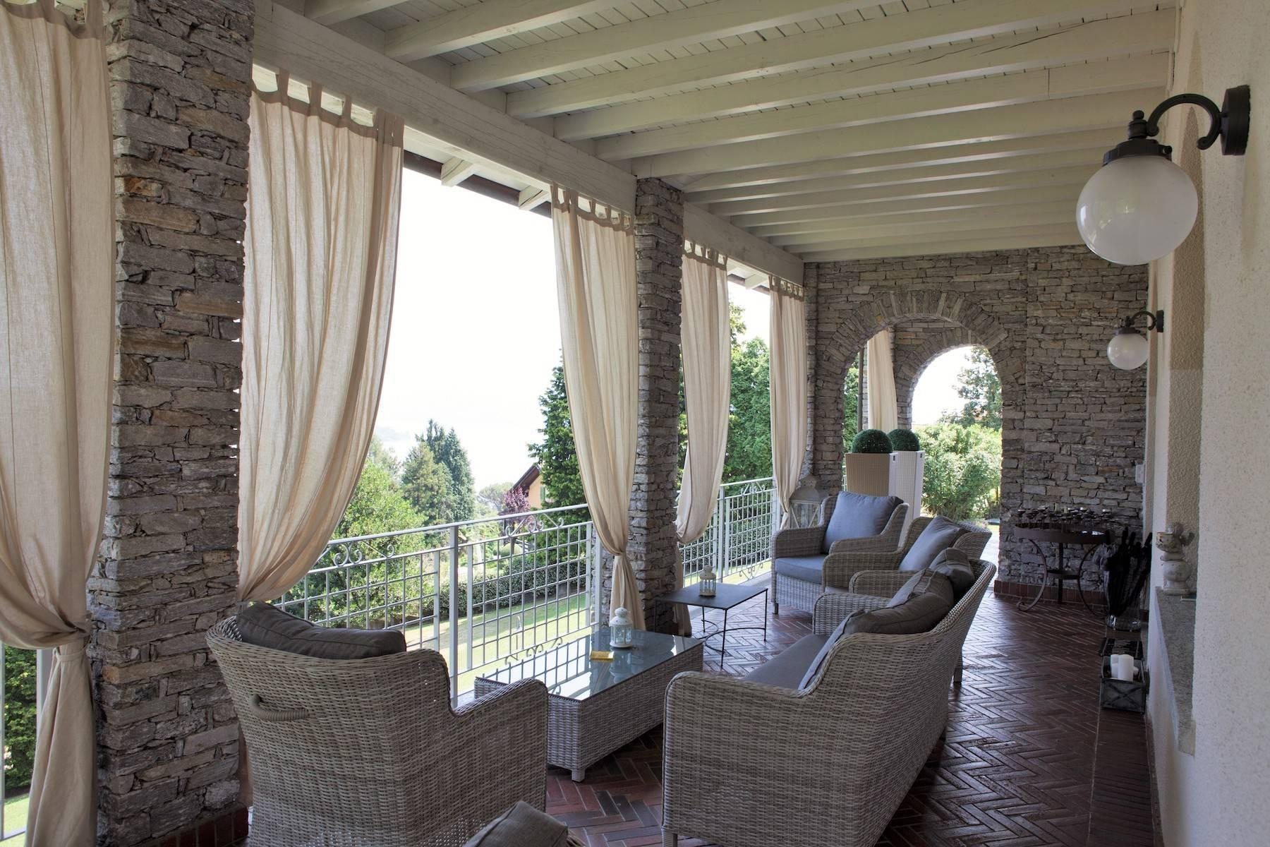 Enchanting Villa with breathtaking view on Lake Maggiore - 3