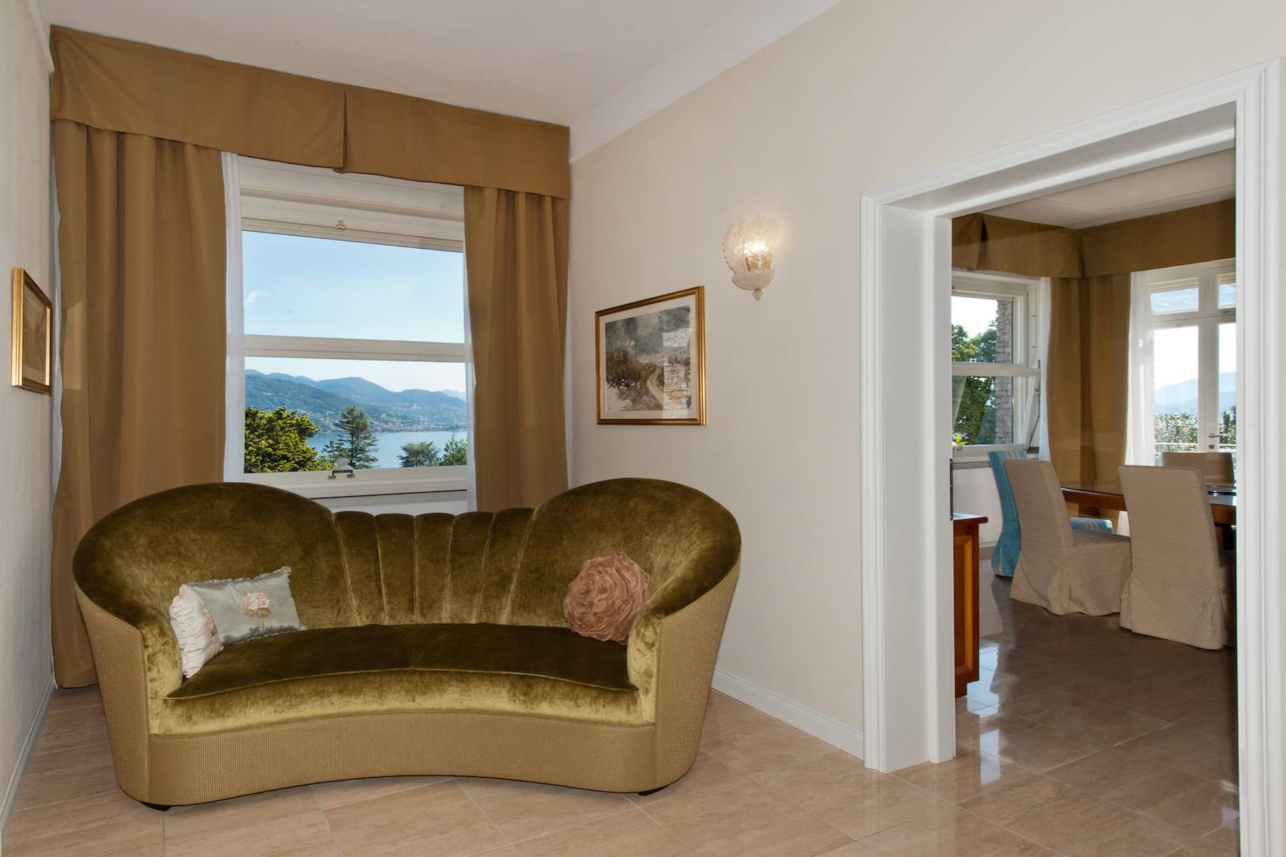 Enchanting Villa with breathtaking view on Lake Maggiore - 9