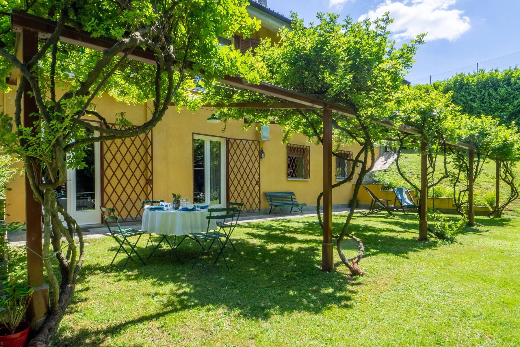 Splendida villa sulla prima collina di Torino - 26