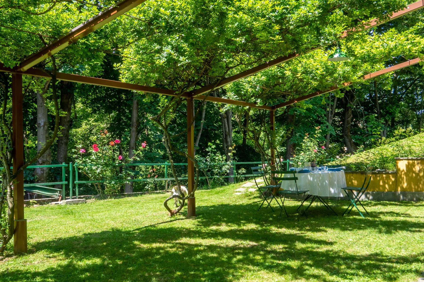 Splendida villa sulla prima collina di Torino - 27